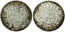 Полторак (1,5 гроша) 1624 Польша — Сигизмунд III — серебро №17