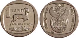 1 ранд 2008 ЮАР