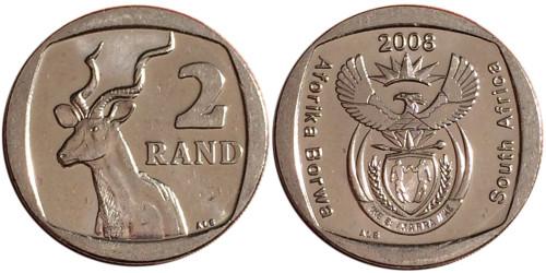 2 ранда 2008 ЮАР