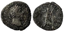 Денарий — Луций Вер (Пакс) — серебро