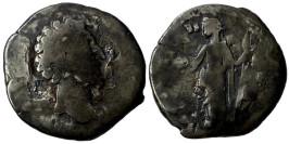 Денарий — Марк Аврелий — серебро №1
