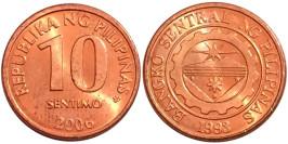 10 сентимо 2006 Филиппины