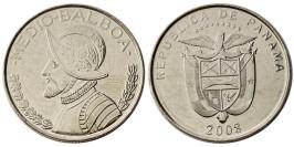 1/2 бальбоа 2008 Панама UNC