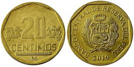 20 сентимо 2019 Перу