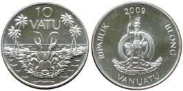 10 вату 2009 Вануату