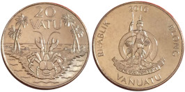 20 вату 2010 Вануату