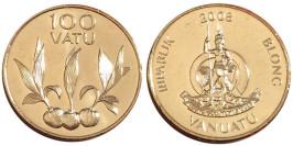 100 вату 2008 Вануату