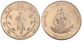 50 вату 2009 Вануату