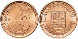 5 сентимо 2007 Венесуэла UNC