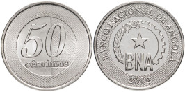 50 сентимо 2012 Ангола UNC