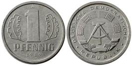 1 пфенниг 1989 «A» ГДР UNC