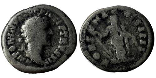 Денарий — Антонин Пий — серебро №3