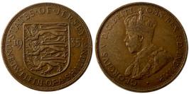 1/12 шиллинга 1935 остров Джерси