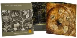 Армения — набор из 6-ти монет — Дикие деревья Армении