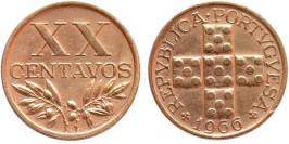 20 сентаво 1966 Португалия