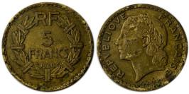 5 франков 1940 Франция