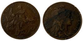 5 сантимов 1916 Франция