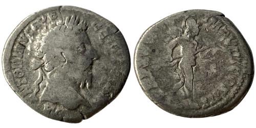 Денарий — Марк Аврелий (Марс) — серебро
