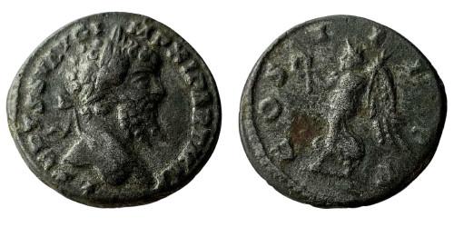 Лимесный денарий 193 — 211 г. н.е. — Септимий Север (Виктория)
