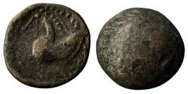 Кельтское подражание тетрадрахме Филиппа II Македонского 3-4 век. до н.э.