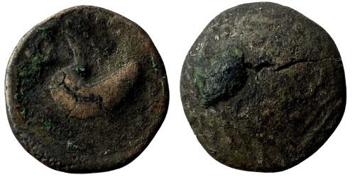 Кельтское подражание тетрадрахме Филиппа II Македонского 3-4 век. до н.э. №4