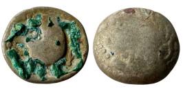 Кельтское подражание тетрадрахме Филиппа II Македонского 3-4 век. до н.э. №9