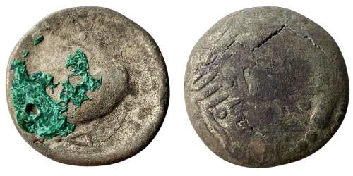 Кельтское подражание тетрадрахме Филиппа II Македонского 3-4 век. до н.э. №10