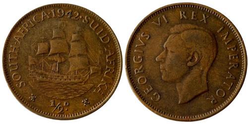 1/2 пенни 1942 ЮАР
