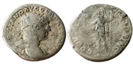 Денарий 98 — 117 г. н.е. — Траян — серебро