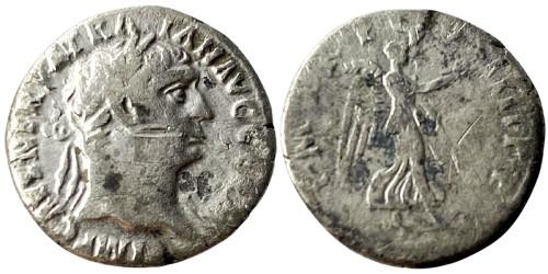 Денарий 98 — 117 г. н.е. — Траян — серебро №2