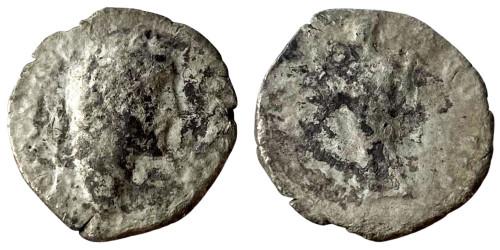 Денарий 138 — 161 г. н.е. — Антонин Пий — серебро №6