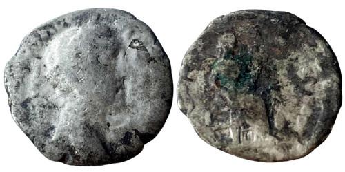 Денарий 138 — 161 г. н.е. — Антонин Пий — серебро №8