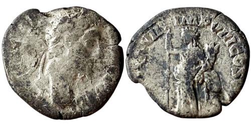Денарий 161 — 181 г. н.е. — Марк Аврелий — серебро №4