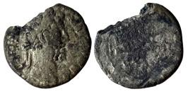 Денарий 161 — 192 г. н.е. — Коммод — серебро №4