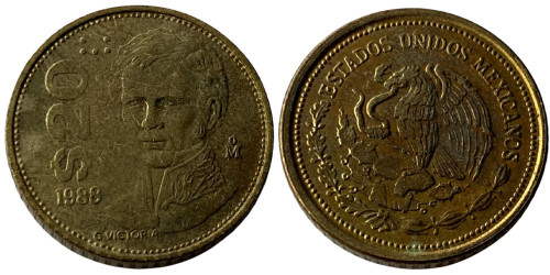 20 песо 1988 Мексика