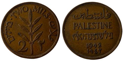 2 миля 1942 Палестина
