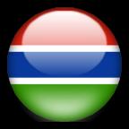 Монеты Гамбии